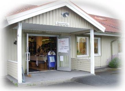Pingstkyrkans Second Handbutik