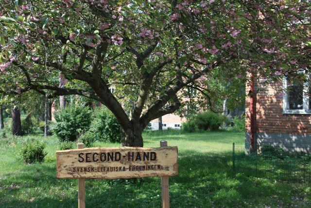 Second Handbutik - Svensk-litauiska Lokalföreningen i Kristianstad