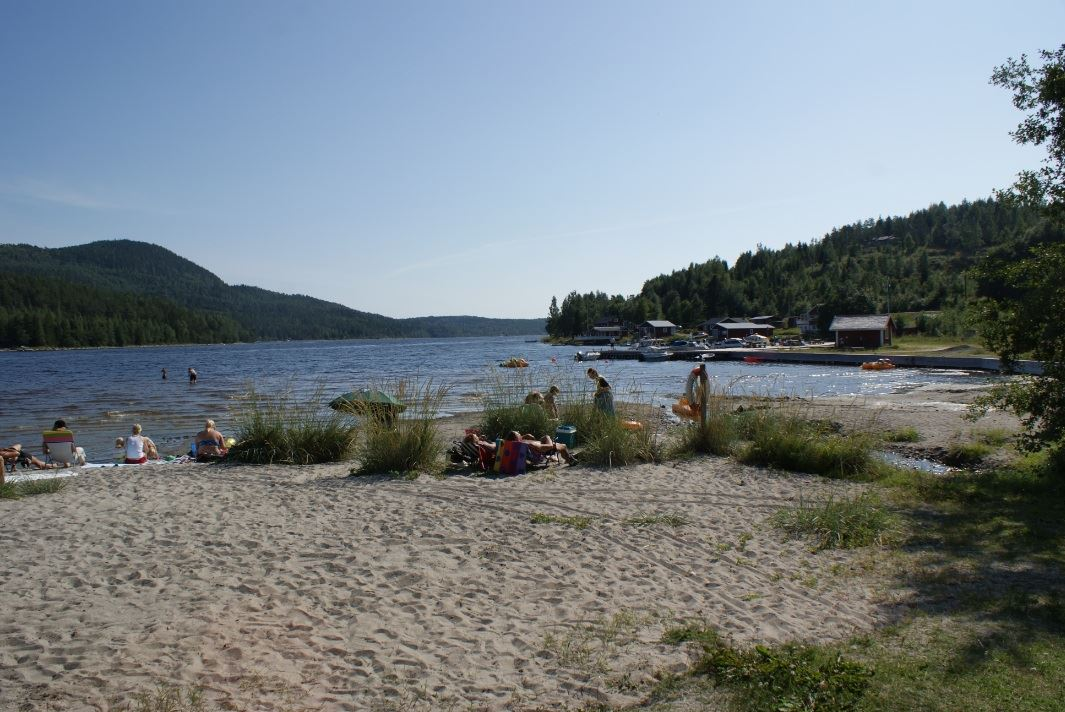 © Kramfors kommun, Hörsångs havsbad