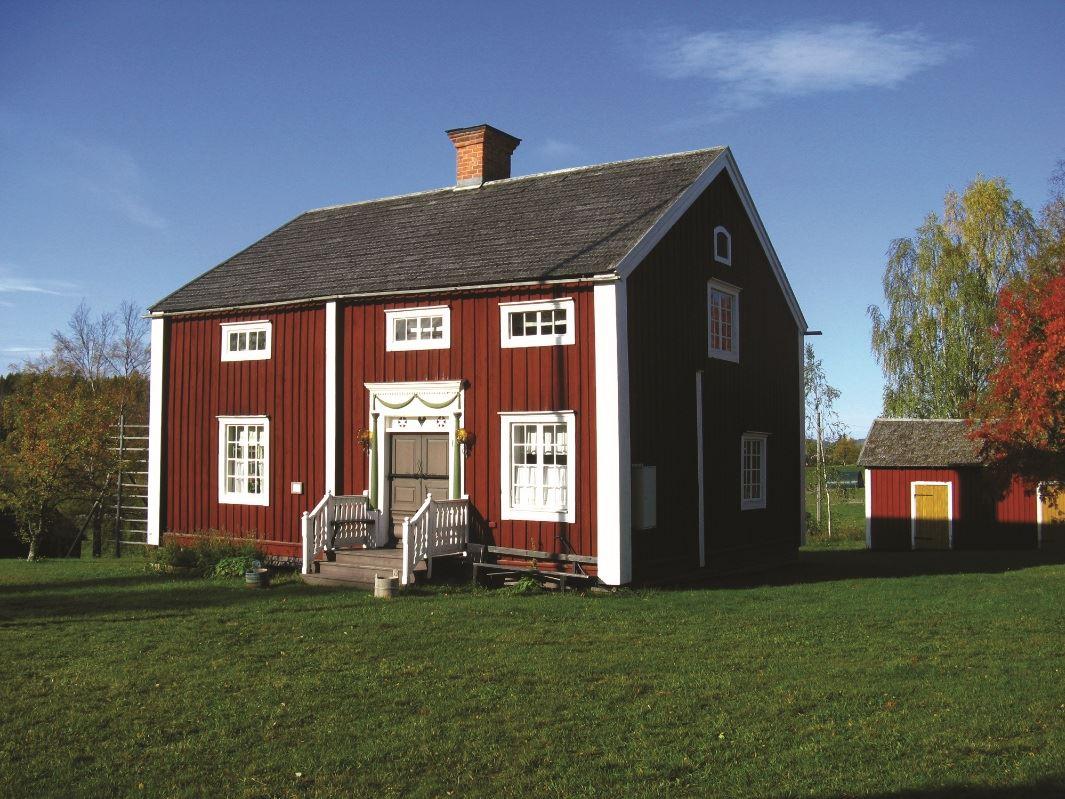 © Kramfors kommun, Bjärtrå hembygdsgård