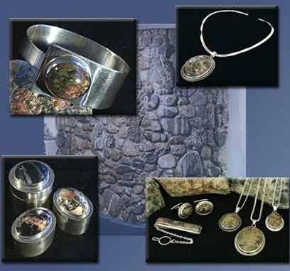 Smycken av Sivert Källdén