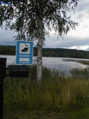 Fiskekort Lumshedens Fiskevårdområde