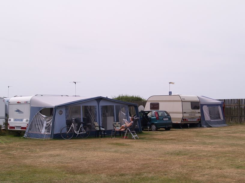 Sælvigbugtens Camping Hytteferie