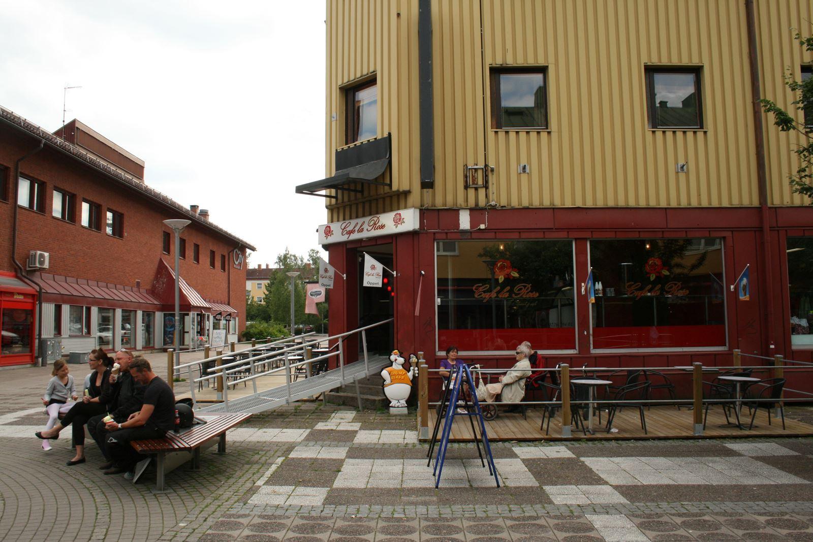 Foto: Pia R Wallner, Café de la Rosé