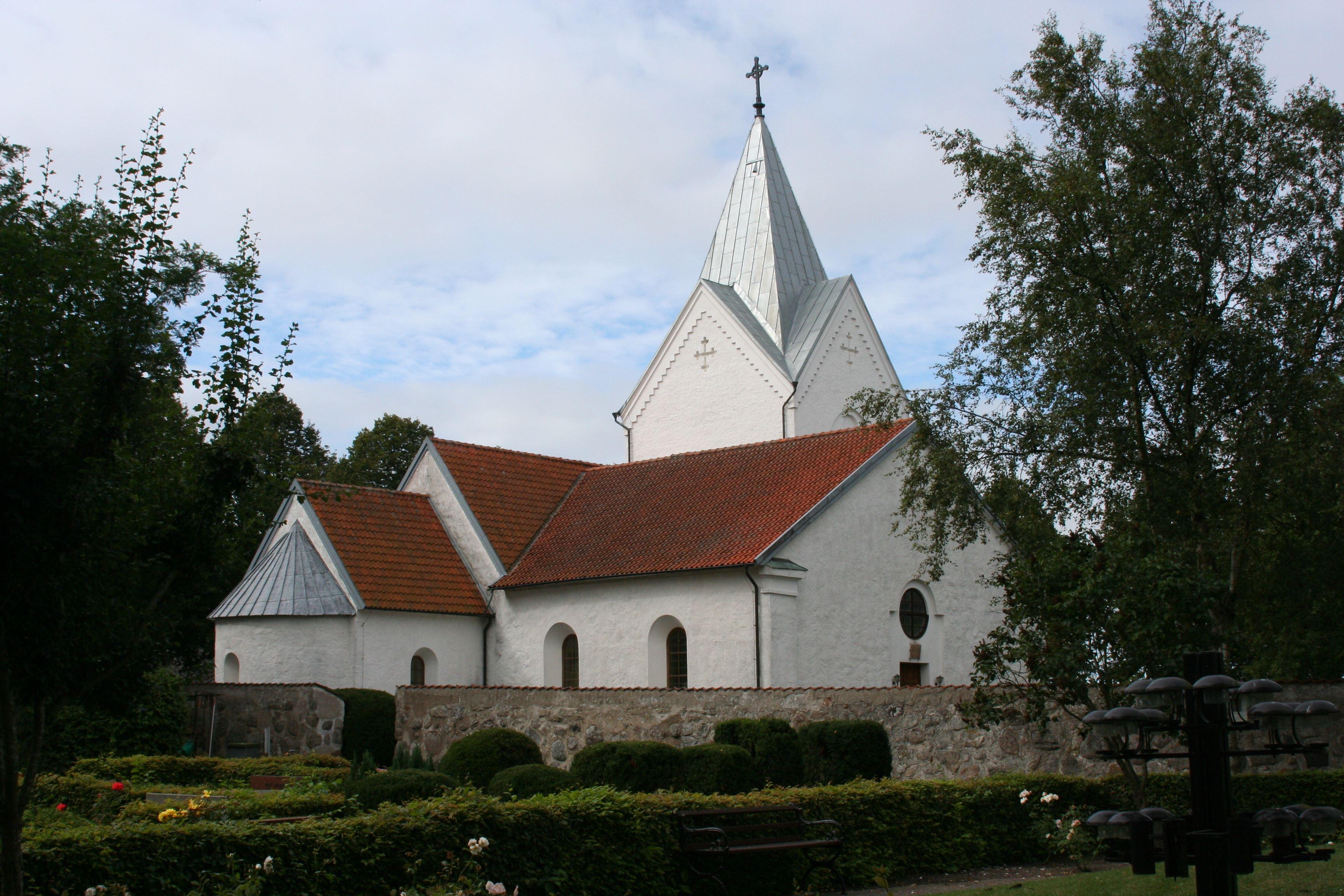 Västra Nöbbelövs kyrka