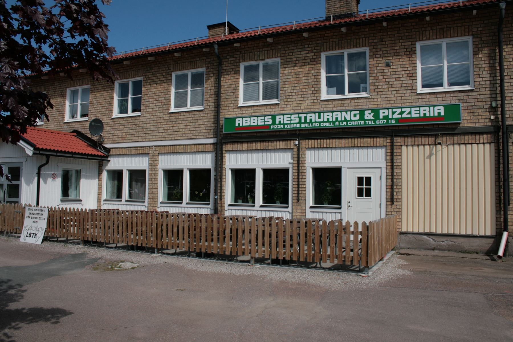 Abbes Restaurant and Pizza