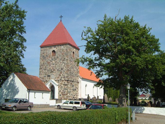 Västra Vemmenhögs kyrka