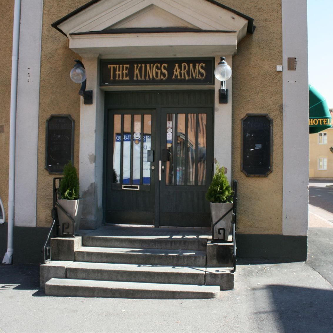 Hedemora Stadshotell - The Kings Arms
