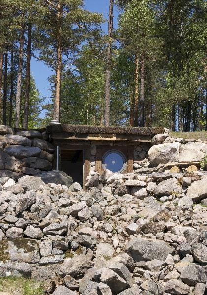 Cabins by the lake Hjärtasjön