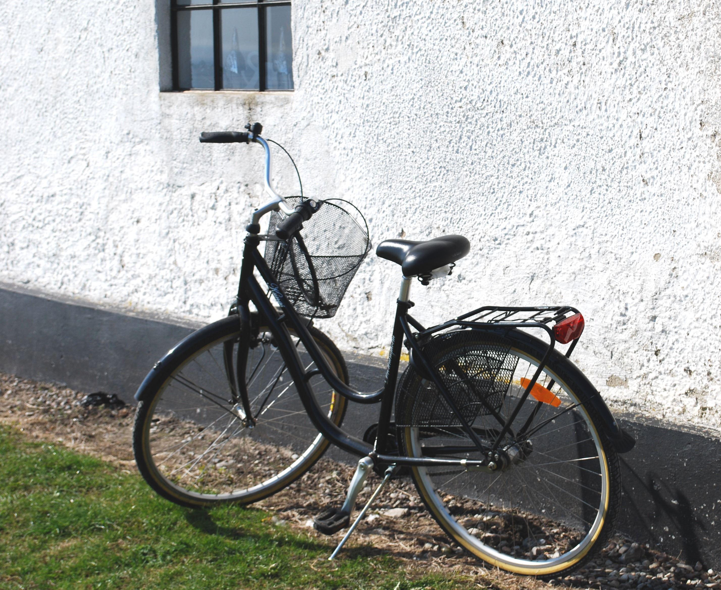 Cykeluthyrning / Pump i Skanör