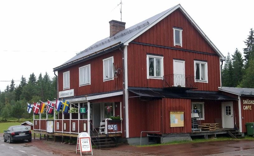 Vildmarkskooperativet i Nornäs