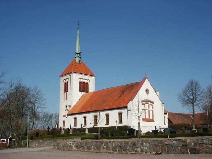 Slimminge kyrka