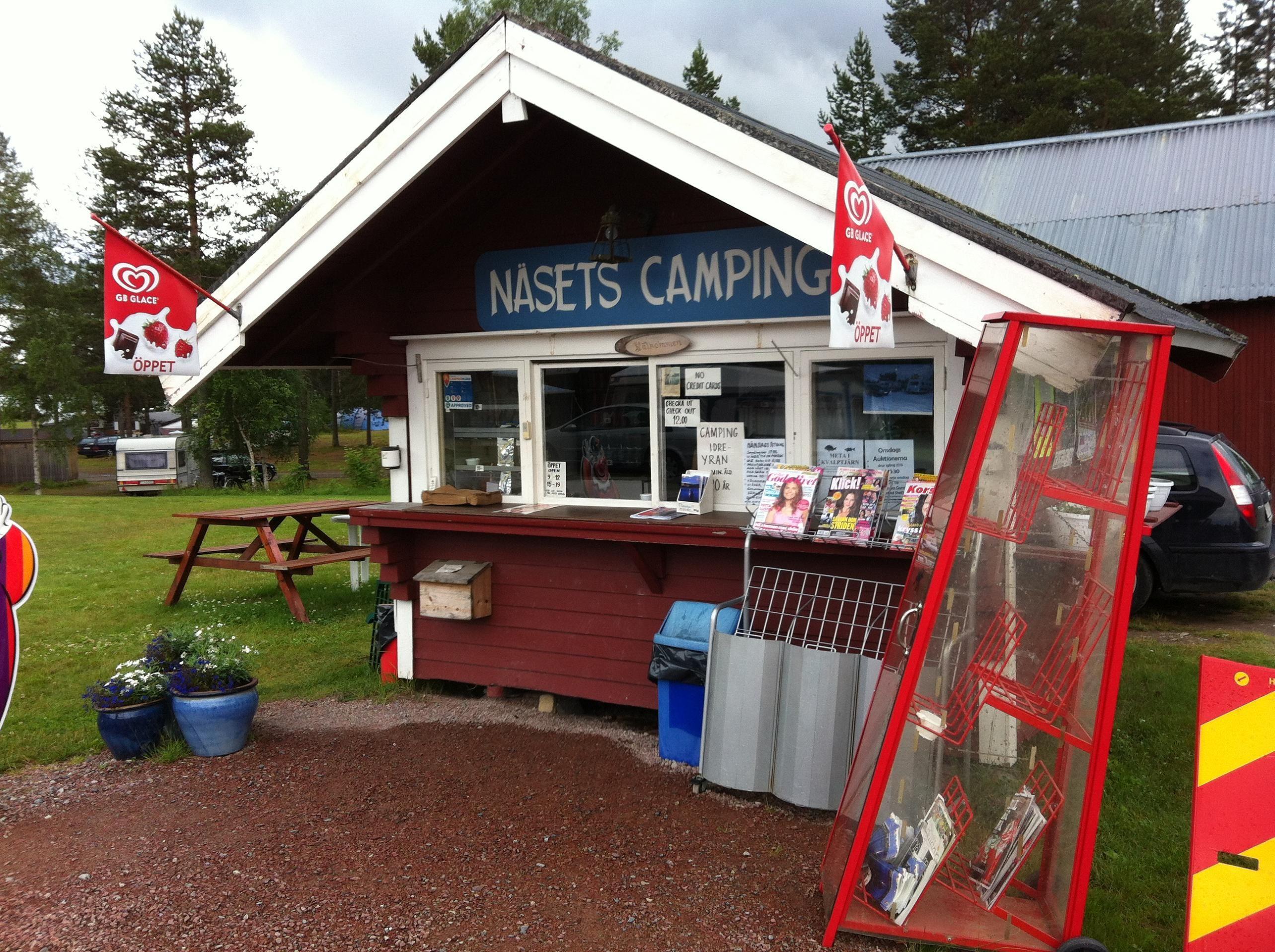 Näsets Camping
