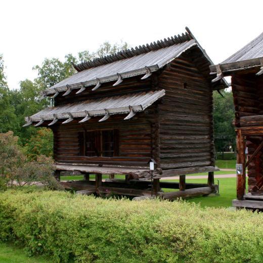 The church storehouse