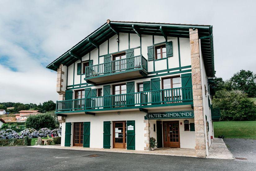 Hôtel-Restaurant Trinquet Mendionde