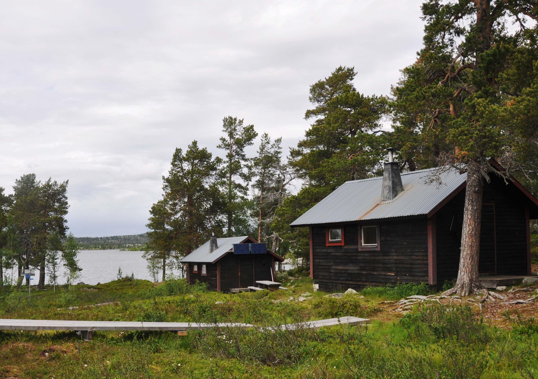 Peter Wallin, Våndsjö cabins