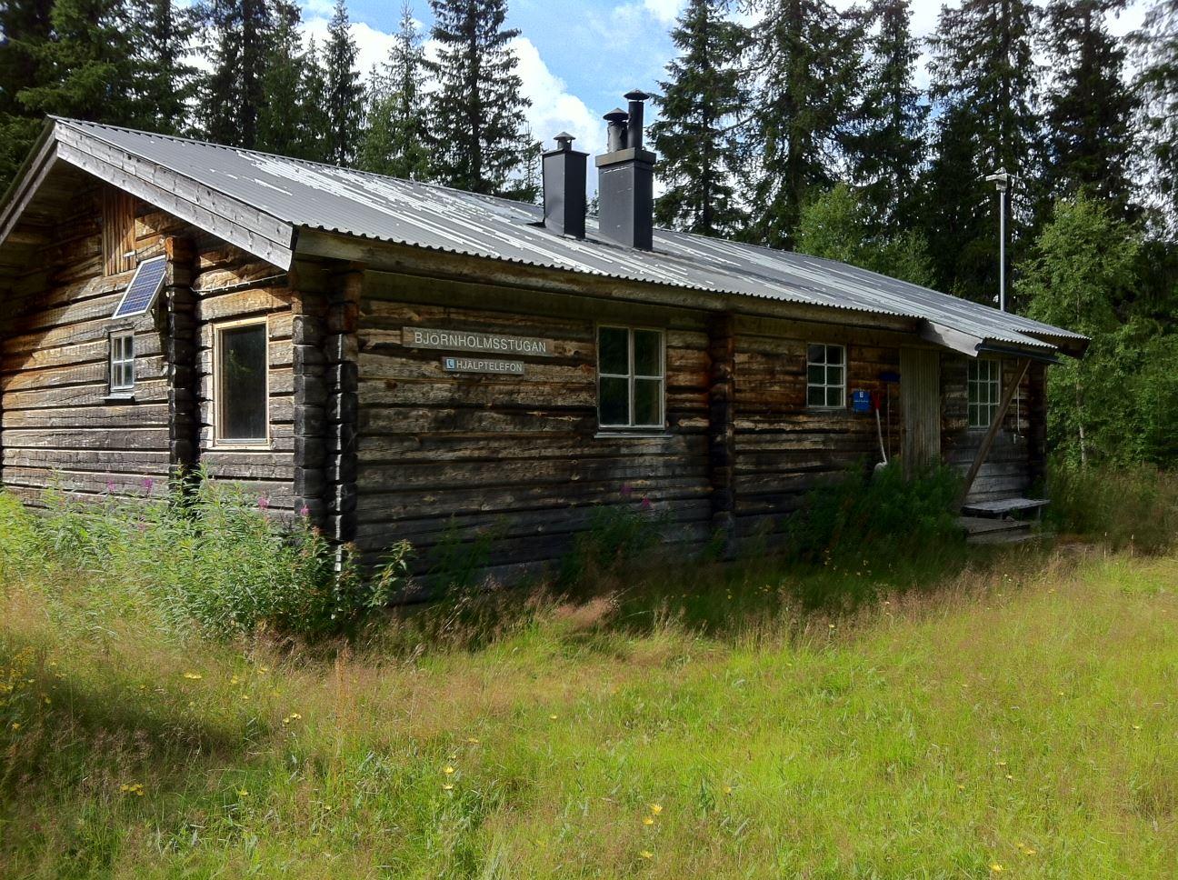 Björnholms cabin
