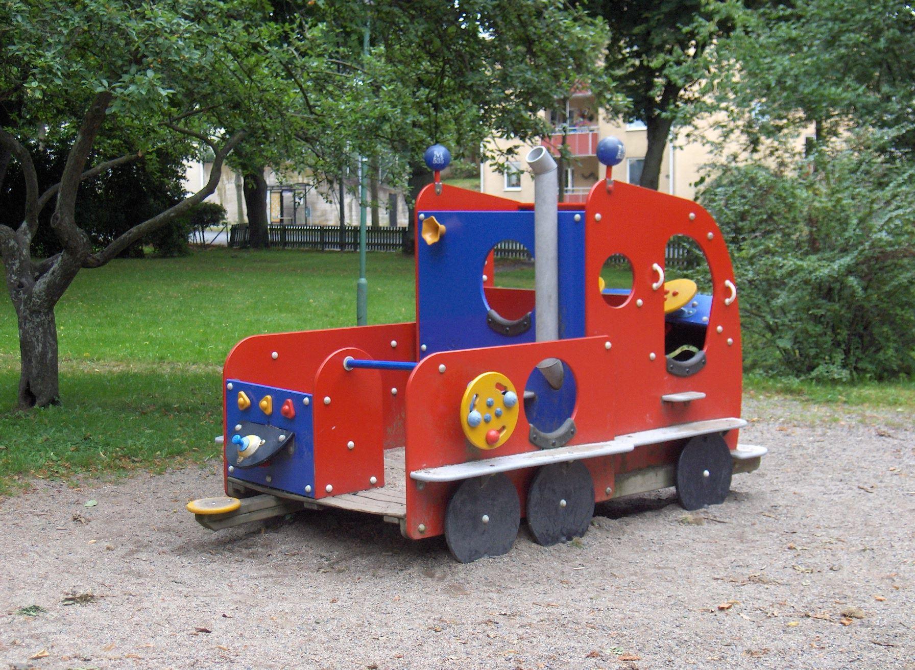 Playground - Kulbrunnen
