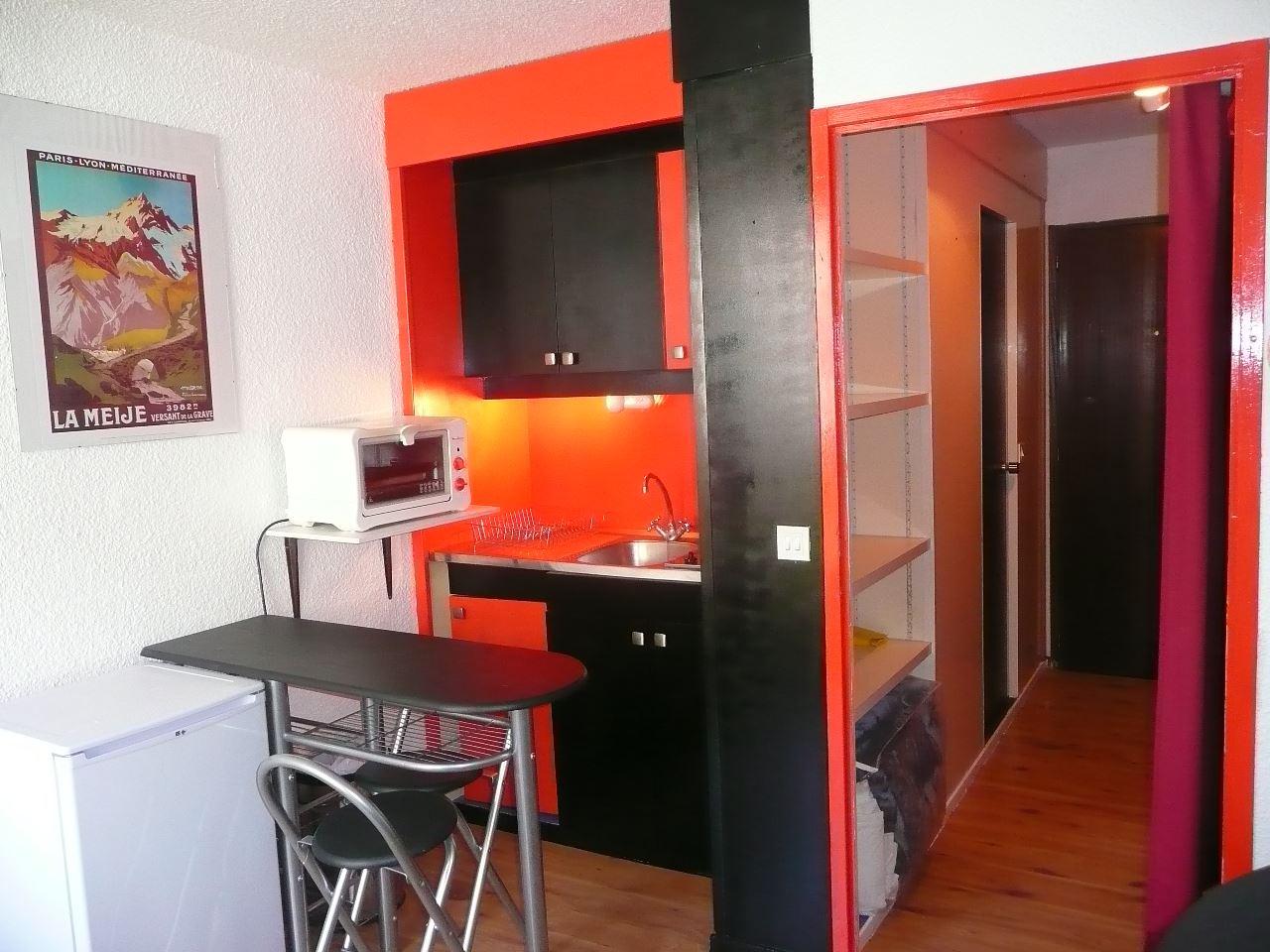Hauts de la Vanoise 509/ Studio 2 people
