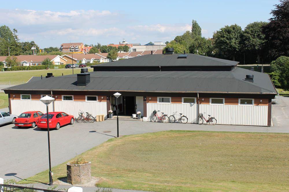 Birgitta Nilsson, Folkets Hus och Park