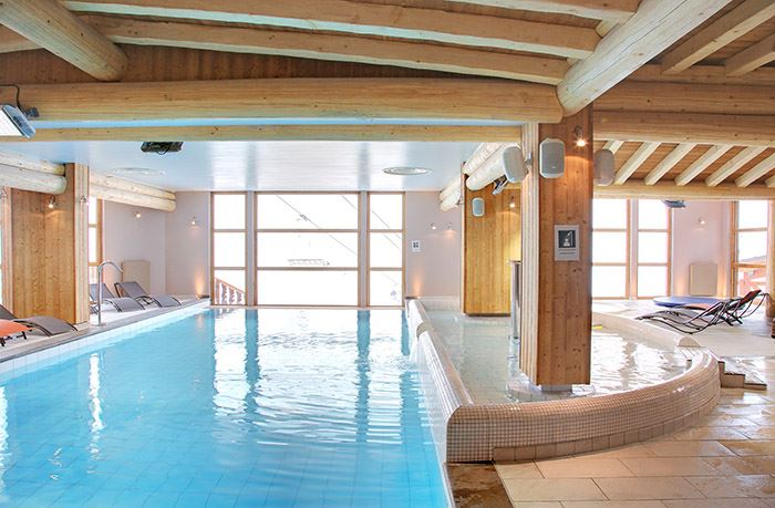 RESIDENCE LES BALCONS DE VAL THORENS & SPA**** SUMMER SEASON