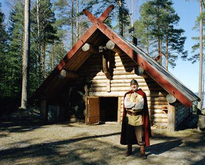 Vikingahuset Orhall i Orbaden