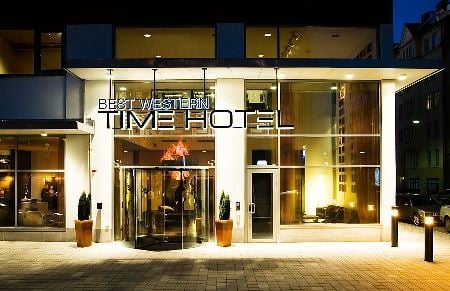 BEST WESTERN PLUS Time Hotel