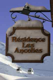RESIDENCE LES ANCOLIES****