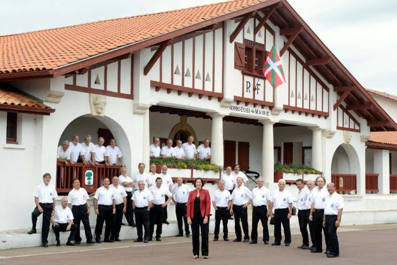 Concert de Chants basques le mardi 11 septembre 2012 à 21h à l'Eglise de Guéthary