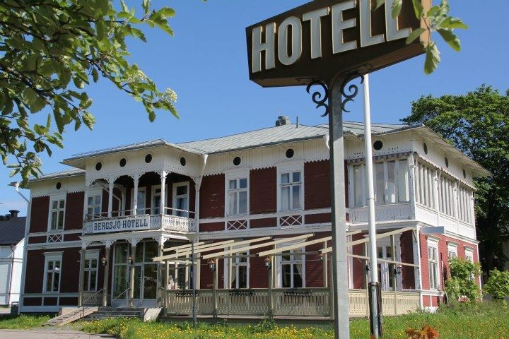 Bergsjö Hotell
