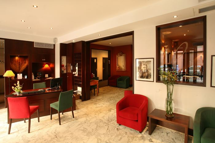 Hôtel Roosevelt
