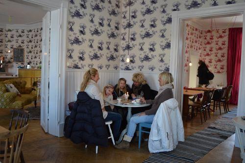 Café Mandeltårtan