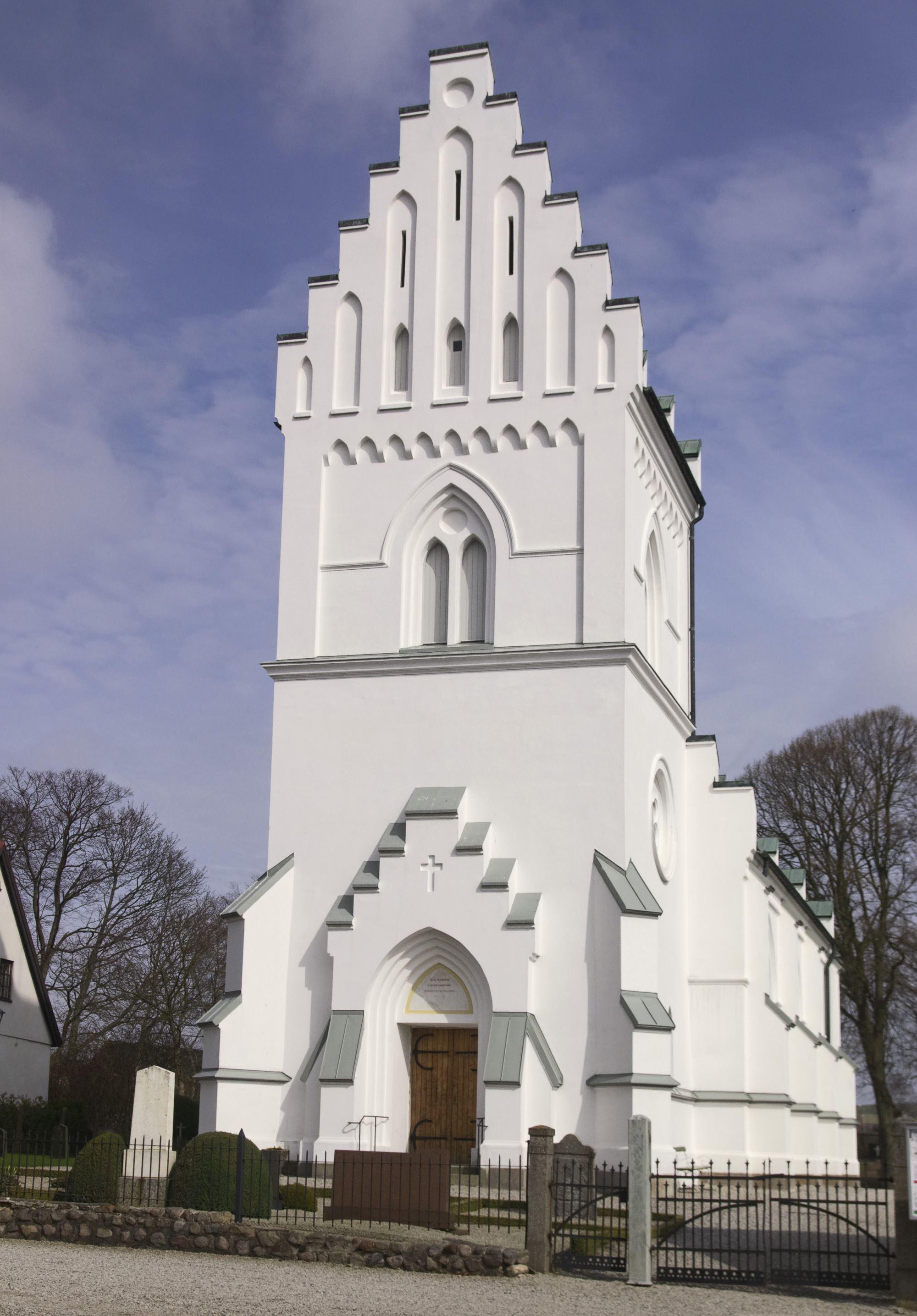 Arrie's church
