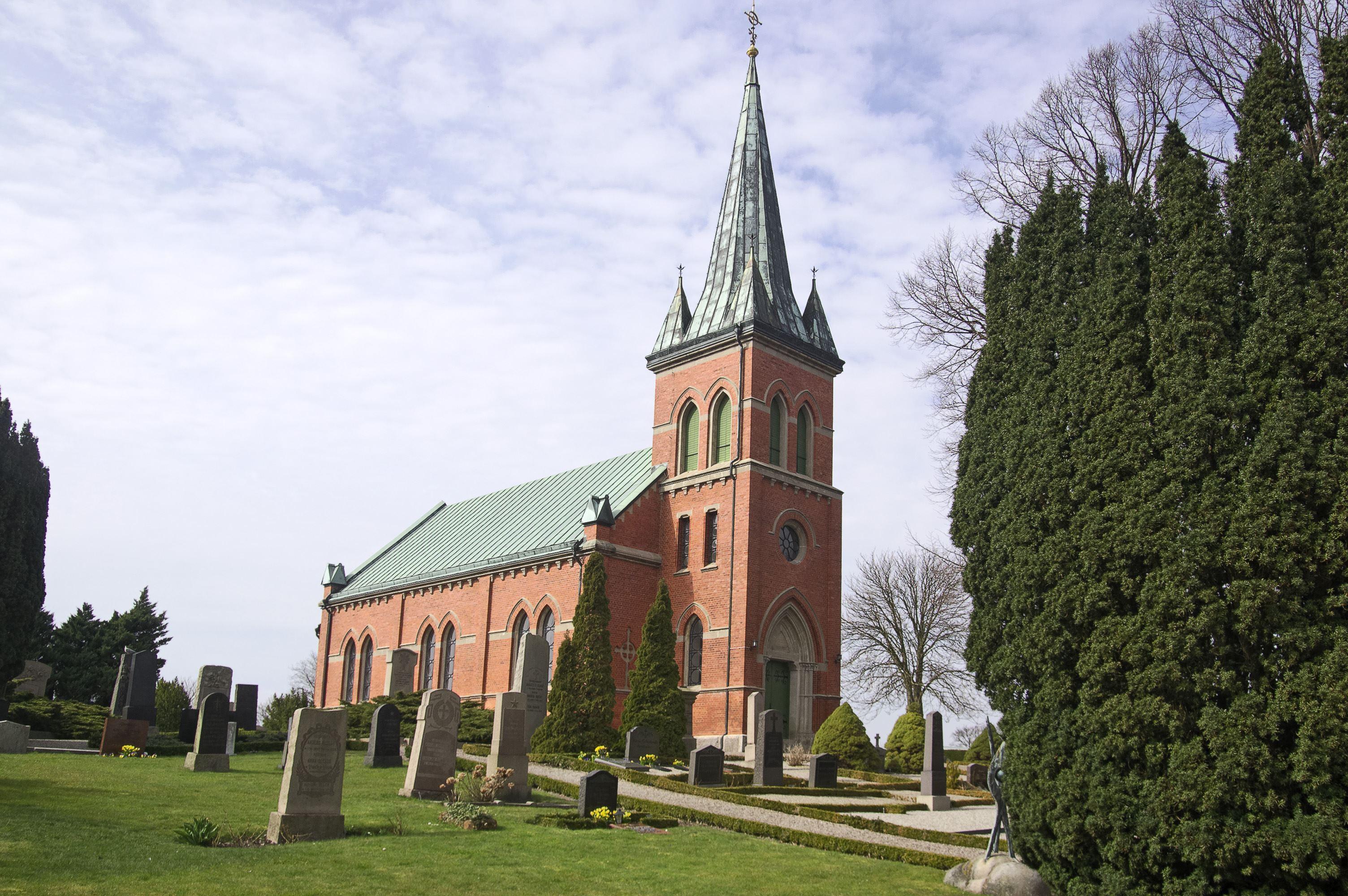 Östra Grevie kyrka