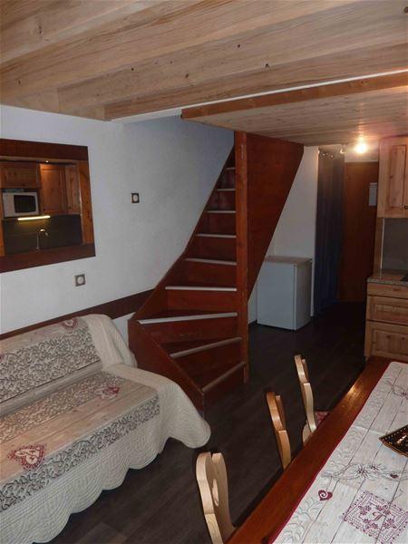 Silveralp 329 / Apartment duplex 2 pieces 4/5 people comfort +