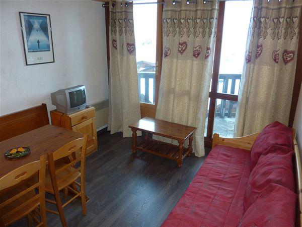 Silveralp 330 / Appartement duplex 2 pièces 4/5 personnes confort +