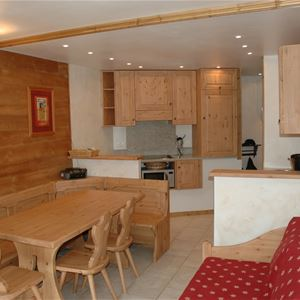 Silveralp 342 / Apartment 2 pieces 6 people charming