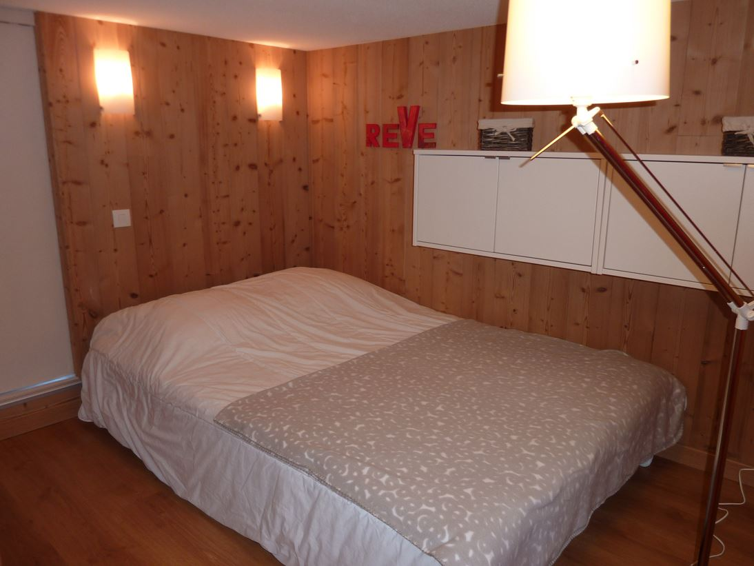 Silveralp 451 / Apartment duplex 3 rooms 6 people comfort