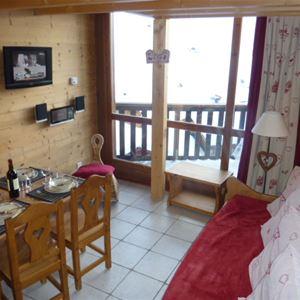 Silveralp 453/ Appartement duplex 2 pièces 6 personnes confort +