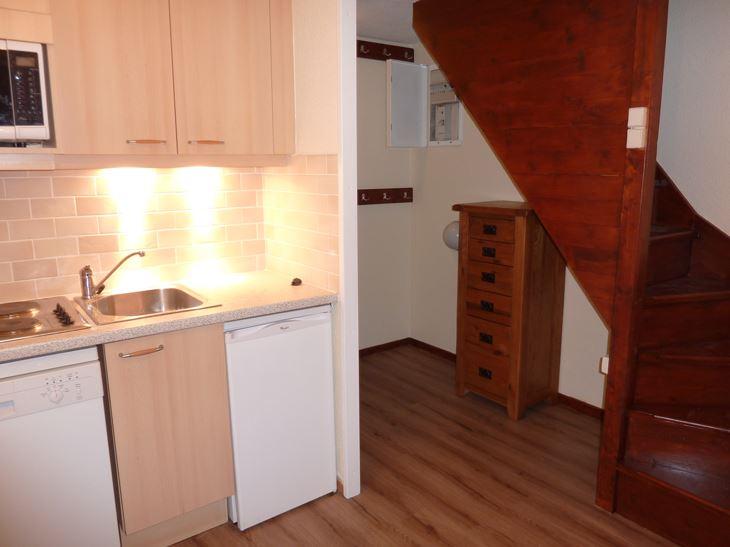 Silveralp 566 / Appartement mezzanine 4 personnes confort +