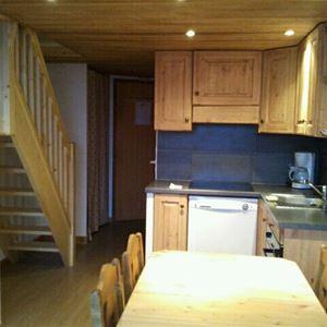 Silveralp 573 / Appartement mezzanine 4 personnes confort +