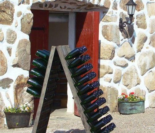 Arilds vingård, Arilds vingård