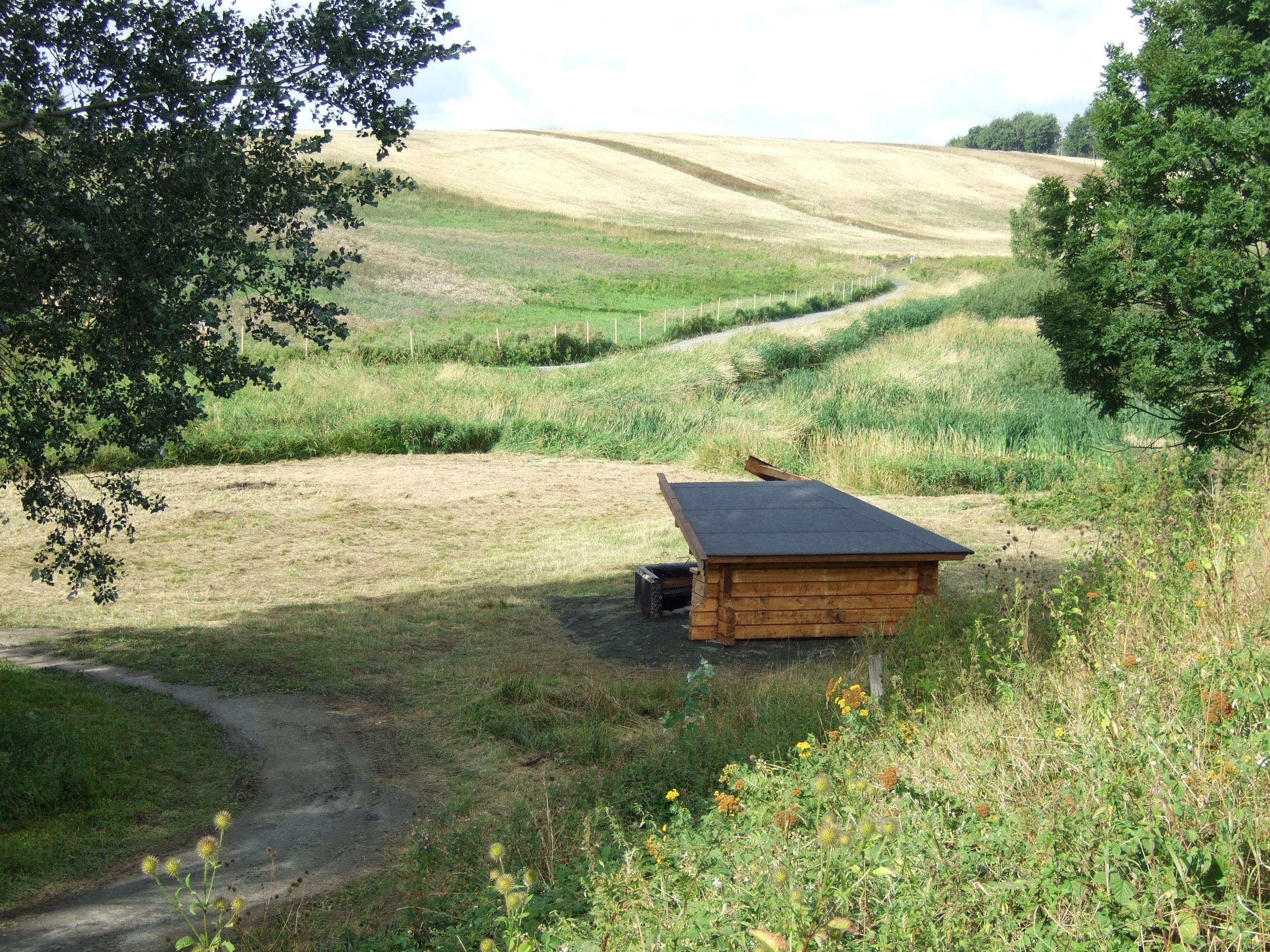 Rydsgårds Naturpark och Naturstigen