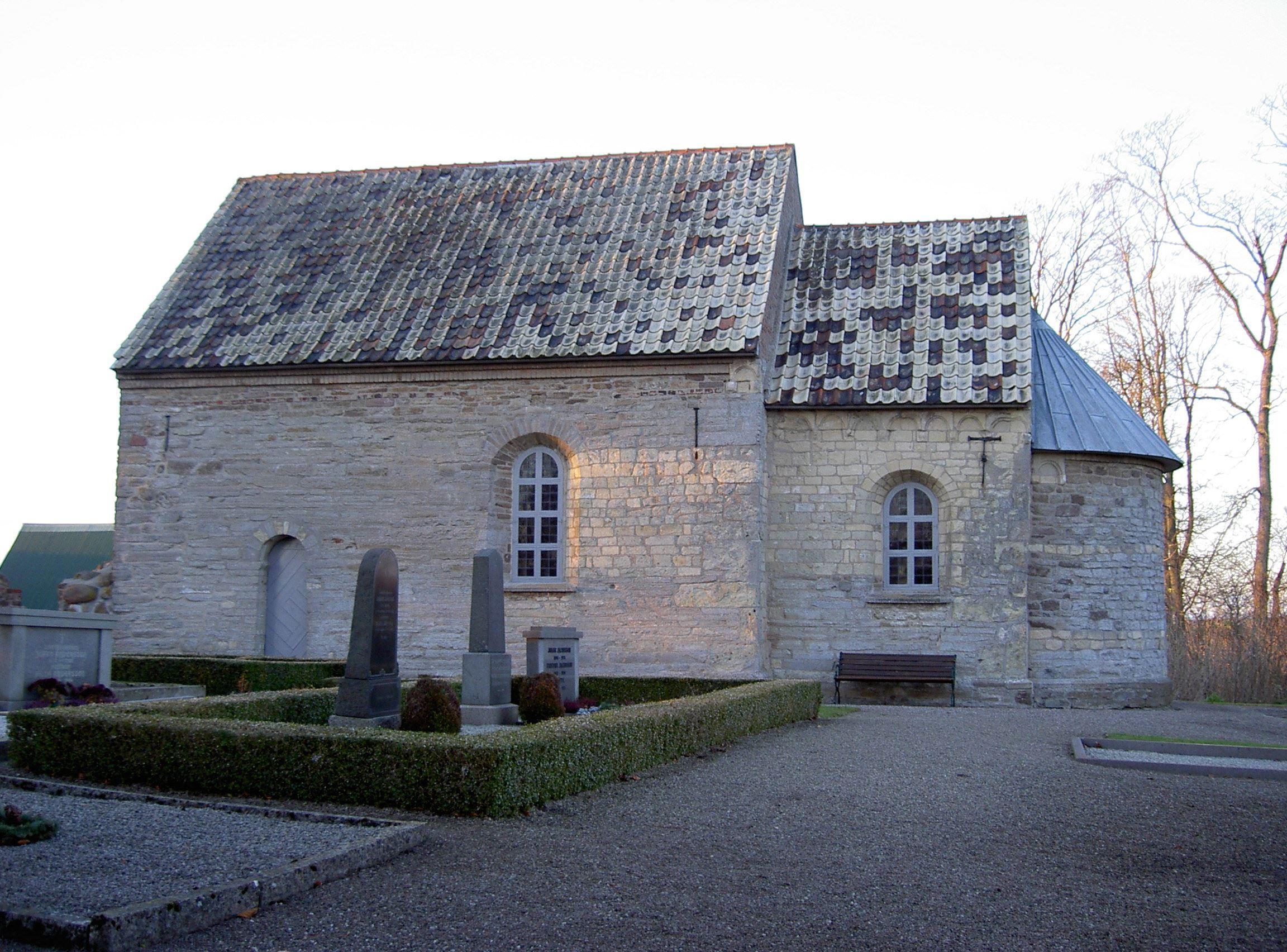 Borrie  Kirche