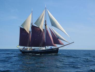 Ystads Segelfartygsförening,  © Ystads Segelfartygsförening, Galeasen TS Helene
