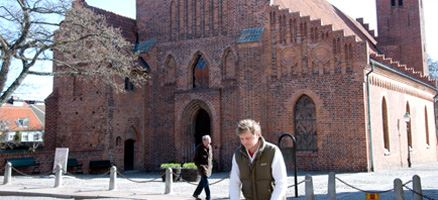 Abbey Church in Ystad