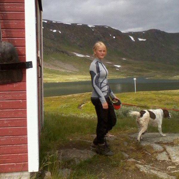 Gunnel Enetjärn,  © Visit Hemavan Tärnaby AB, Umasjö -Jirestugan- Glimmerstugan-Vuoppeskalet