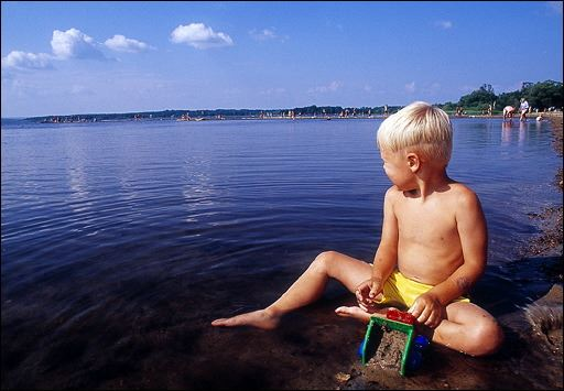 Bad i Hässleholms kommun