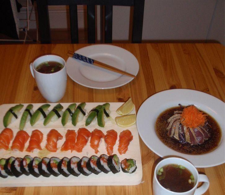 Miso Sushi & Japan Box