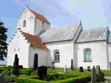 Ravlunda kirke